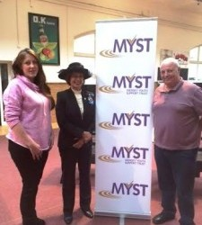 MYST welcome High Sheriff of Merseyside