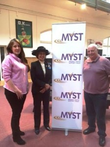 MYST welcome High Sheriff of Merseyside