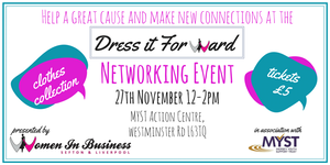 Dress It Forward Women's Networking Event Hosted by MYST