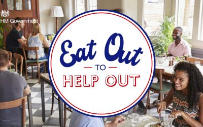 Eat Out To Help Out Scheme Launched
